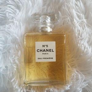 Chanel Paris EAU Premiere 3.4 floz Parfume